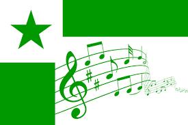 اولین اثر موسیقی اسپرانتویی منتشر شده در ایران